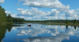 Kanu Fluss